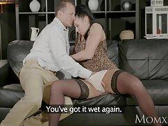 Chica tetona se videos de maduras eroticos masturba el coño usando una máquina sexual