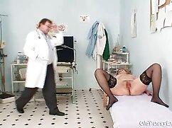 Fotógrafo filma modelo de pelo videos xxx de maduras caseros largo desnudo para Playboy