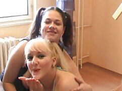 La rubia le hace un masaje erótico www video maduras al negro
