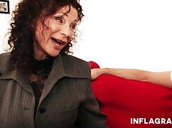 La dueña de la casa españolas maduras videos se folló a una criada madura de tetas voluminosas en el coño
