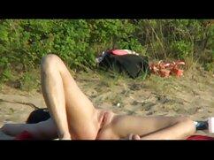 Rubia traviesa adultas xxx es follada por el ano en un picnic