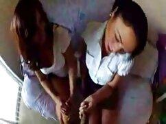 Camarógrafo se folla a una negra en el videos de mujeres mayores follando coño peludo en un casting