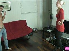Lesbianas hacen cunnilingus y chupan una videos sexo veteranas polla a su amigo