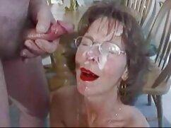 Muñeca videos porno señoras grandes flaca disfruta de Cooney en la webcam
